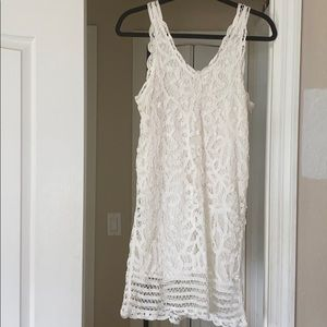 NWT Raga White Dress